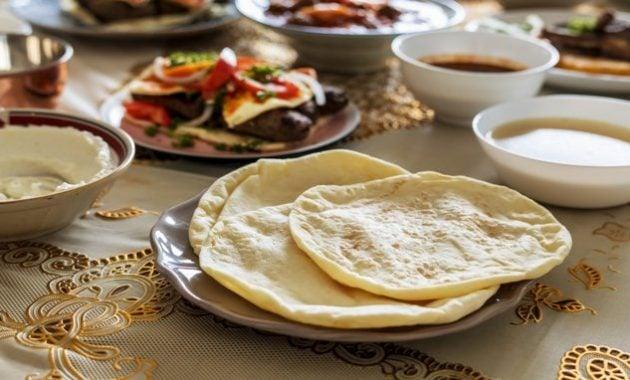 Makanan sehat Islam