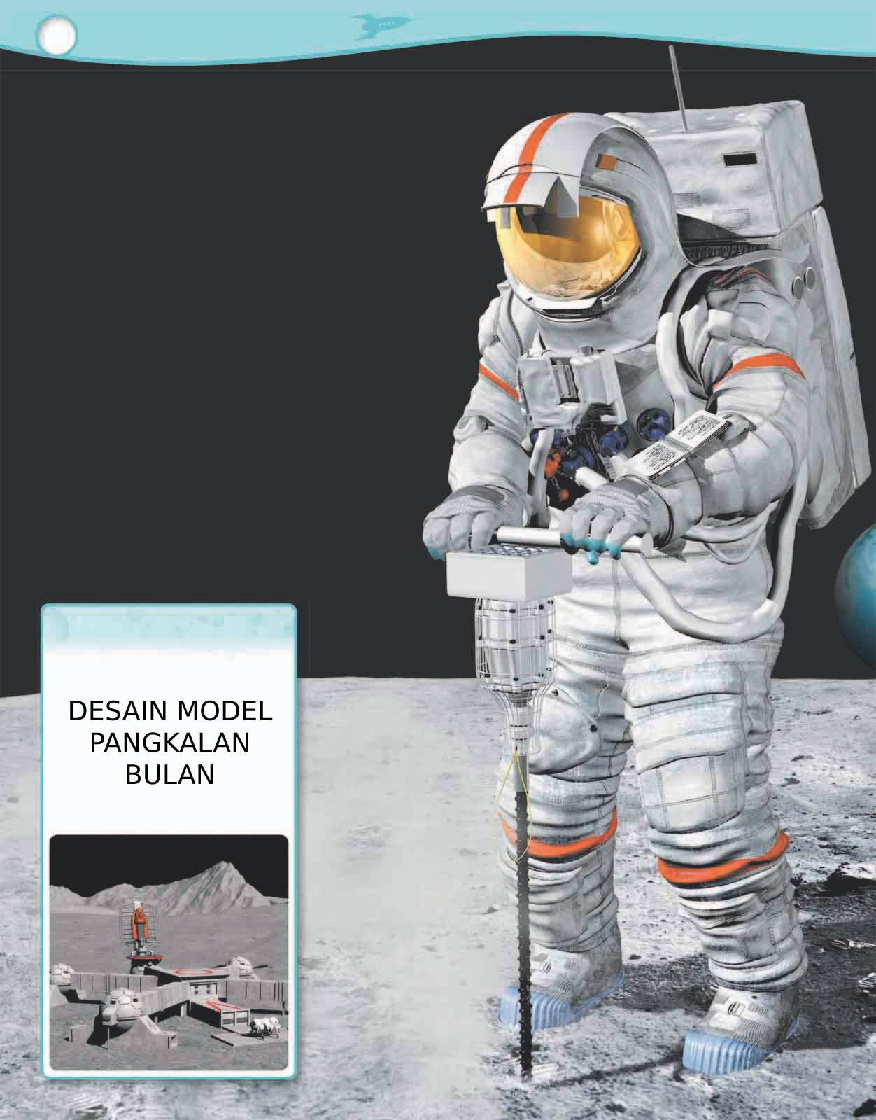 Astronot bulan